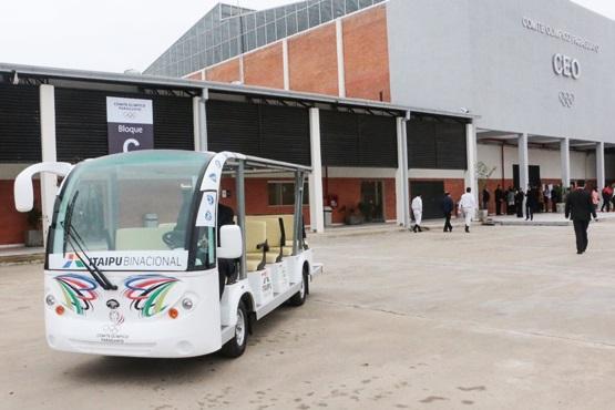... con el Comité Olímpico Paraguayo 66bac83cc3765